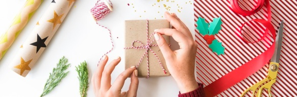 Gift Wrapping Cropped