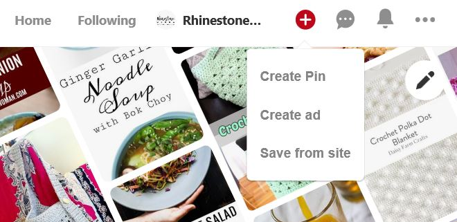 Pinterest Tutorial Manual Pin Creation Create Pin